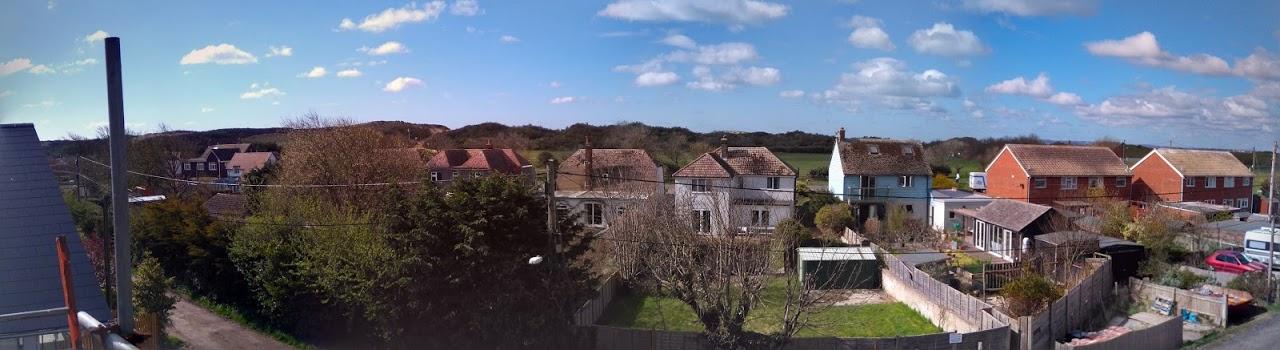 Lumleys - panorama to the south